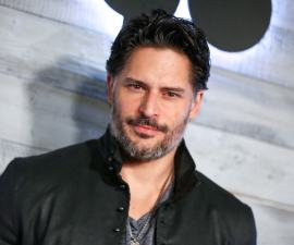 Joe Manganiello Deathstroke 2