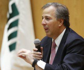 José Antonio Meade asegura que los mexicanos en EU duermen mejor después de la reunión con Trump