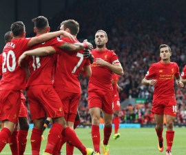 El Liverpool sigue en plan grande y volvió a ganar