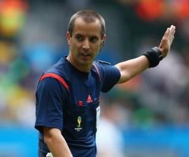 Mark Geiger fue ratificado como árbitro para el México contra Honduras