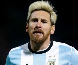 Lionel Messi no podrá estar presente en el juego contra Venezuela por una lesión