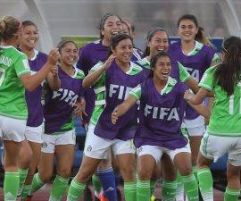 México le ganó 3-0 a Nueva Zelanda