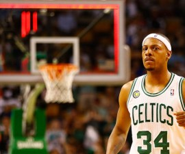 Esta será la última temporada de Paul Pierce en la NBA