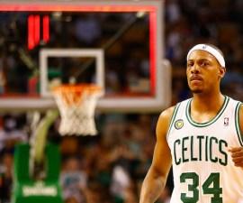 Esta será la última temporada de Paul Pierce en la NBA