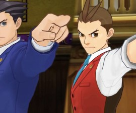 Phoenix Wright: Ace Attorney-Spirit of Justice