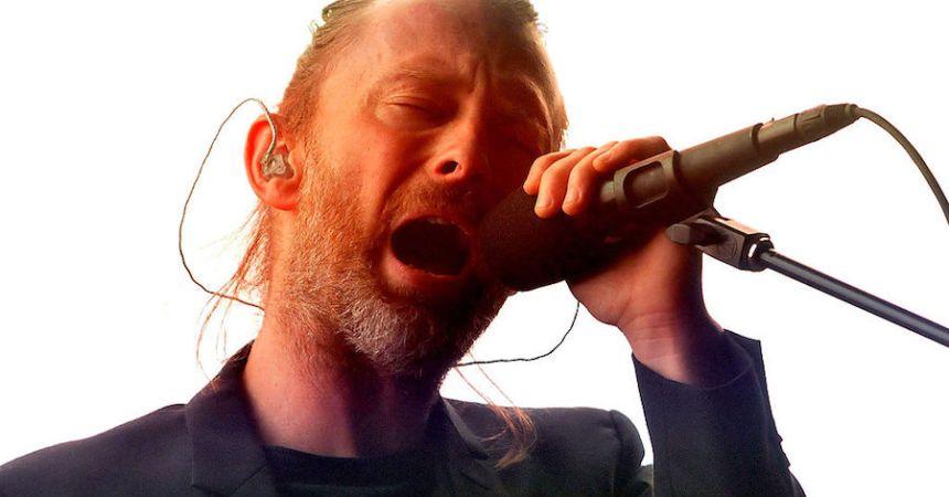 Radiohead es uno de los nominados al Mercury Prize 2016.