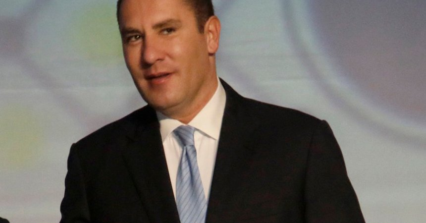 El Gobernador de Puebla, Rafael Moreno Valle, se destapó como precandidato para las elecciones de 2018