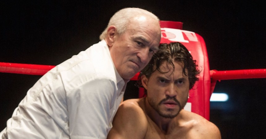 Robert De Niro Hands of Stone