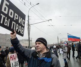 Miles de personas en Rusia protestaron por el cierre del sitio Pornhub.