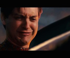 spiderman-llorando