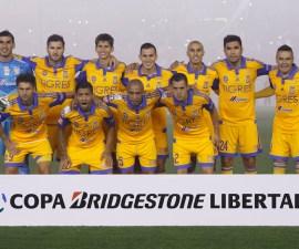 Tigres llegó a la final de la Copa Libertadores del 2015