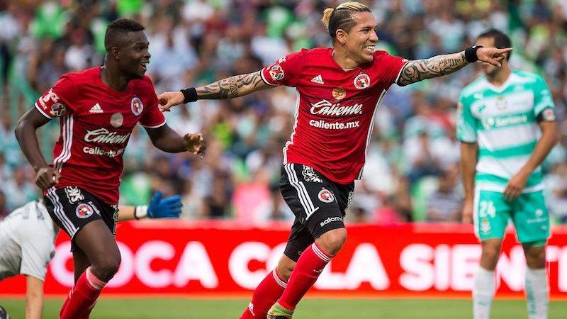Tijuana líder de Apertura 2016