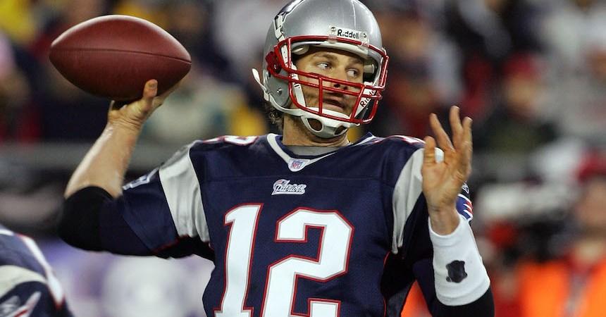 Tom Brady lleva 16 años demostrando un excelente nivel
