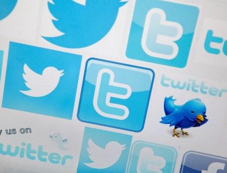 Logos de Twitter
