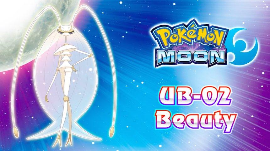 UB-02 Beuty Pokémon Moon