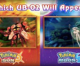 Bestias Ultra Pokémon Sun/Moon