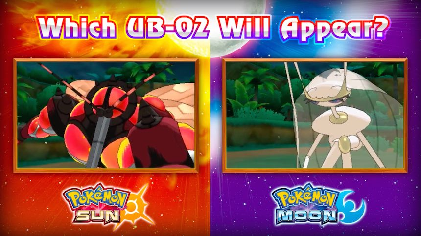 Ultra Bestias Pokémon Sun/Moon