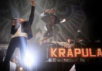 El Dr. Krápula en el Festival Quimera
