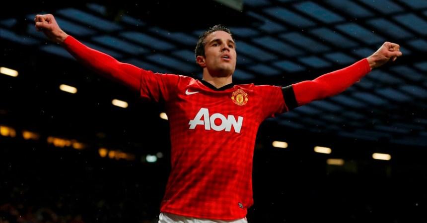 Robin van Persie anotó el mejor gol en la historia de la Premier League