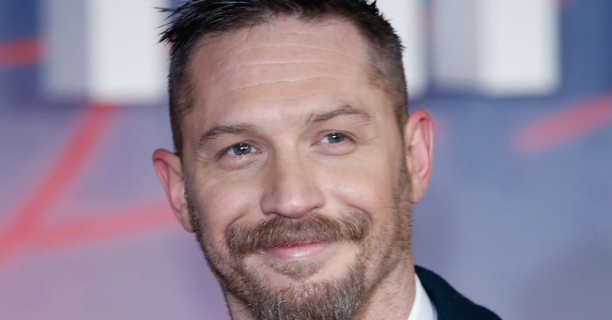 Actor Tom Hardy