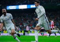 Alvaro morata marcó el gol con el que el Madrid venció al Athletic