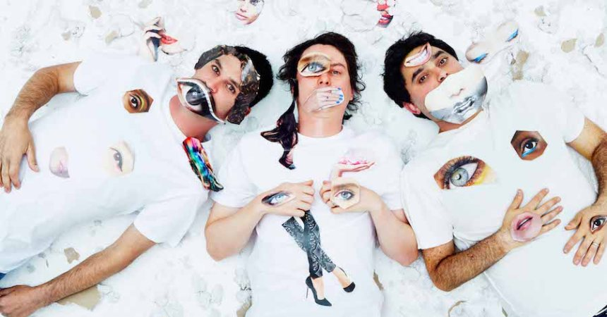 Animal Collective.