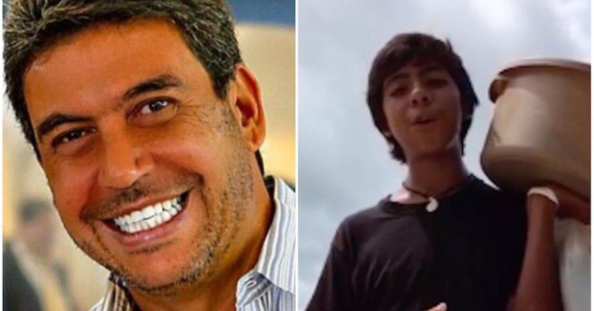 El empresario Arturo Elías Ayub busca le ofrece trabajo a Francisco, el mejor vendedor de empanadas
