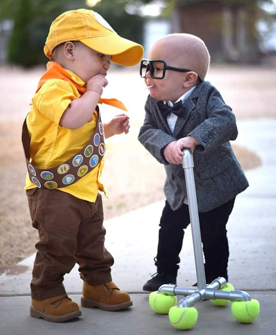 Bebés - Disfraz de UP