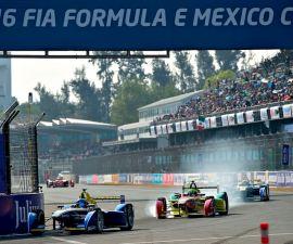 Carrrera en Fórmula E
