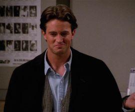 Un extraño capítulo muestra cómo hubiera sido el final de Chandler en Friends