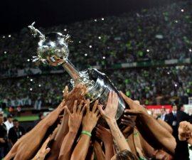 Atletico Nacional versus Independiente del Valle - Copa Libertadores 2016