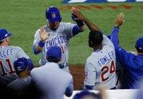 Chicago Cubs ganan a Dodgers