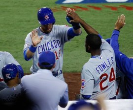 Chicago Cubs ganan a Dodgers