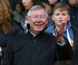 Ferguson de Manchester United