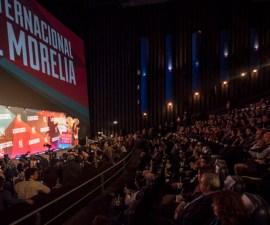 Así estuvo la inauguración del Festival de Cine de Morelia