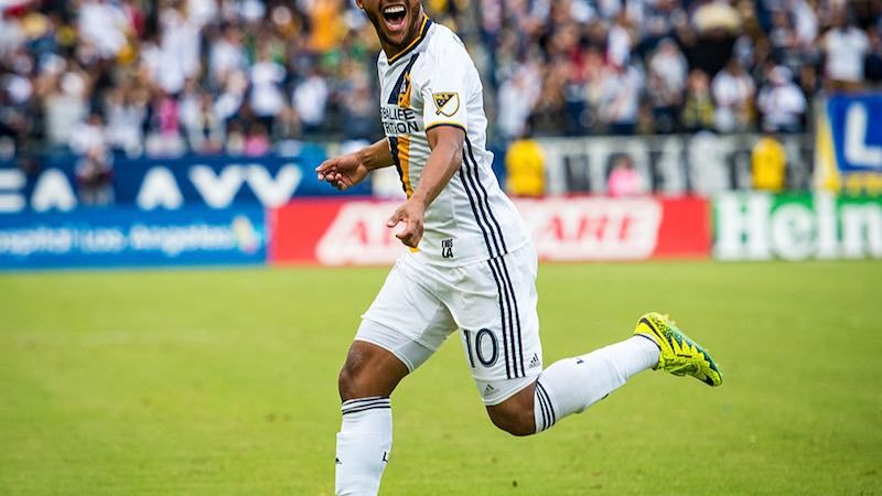 Giovani Los Angeles Galaxy
