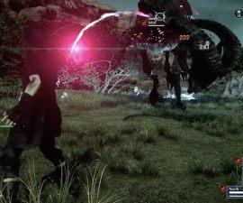 Final Fantasy XV Hechizo de la Muerte