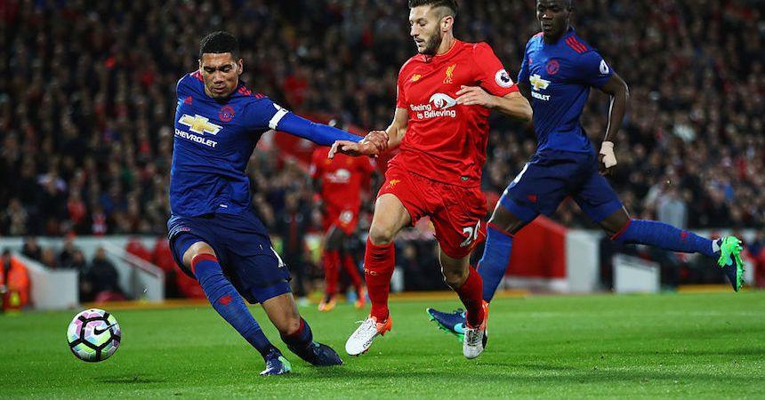 Manchester united y el Liverpool decpecionaron