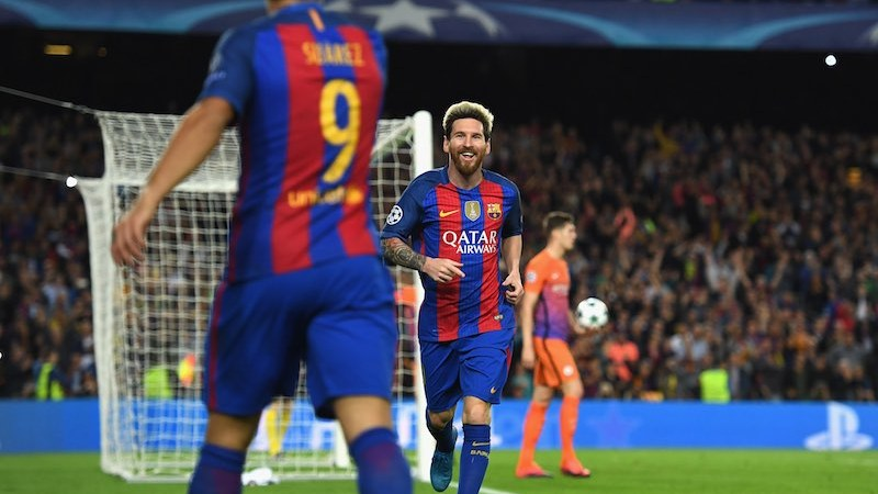 Messi Celebra