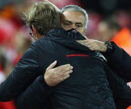 Mourinho y Klopp se anularon y el juego acabó sin goles