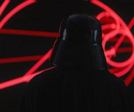 Darth Vader en Rogue One: A Star Wars Story