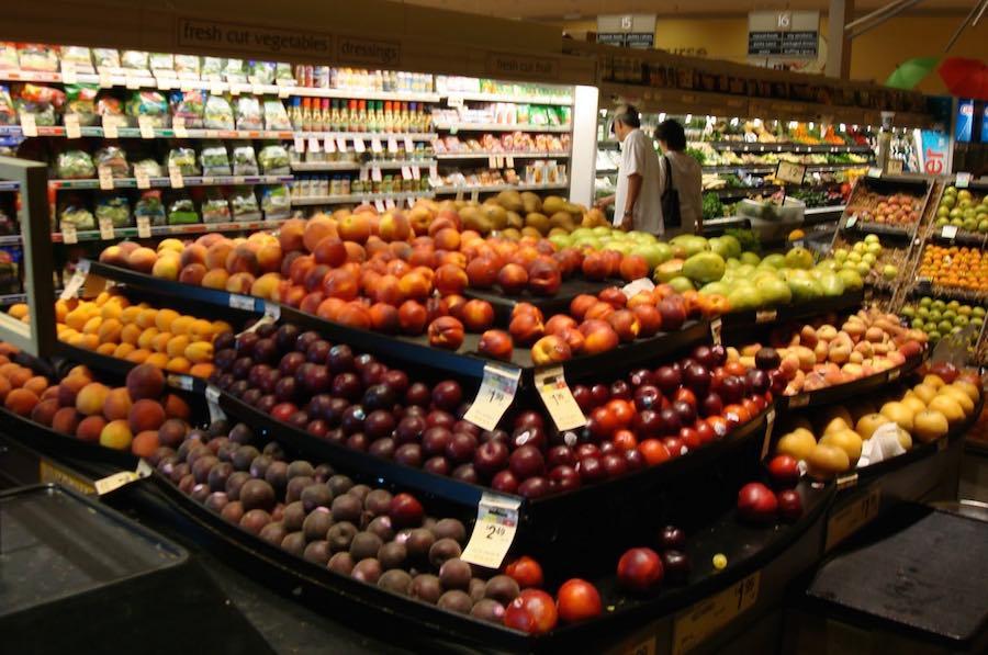 Supermercados Frutas