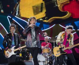 The Rolling Stones anuncian nuevo disco de estudio