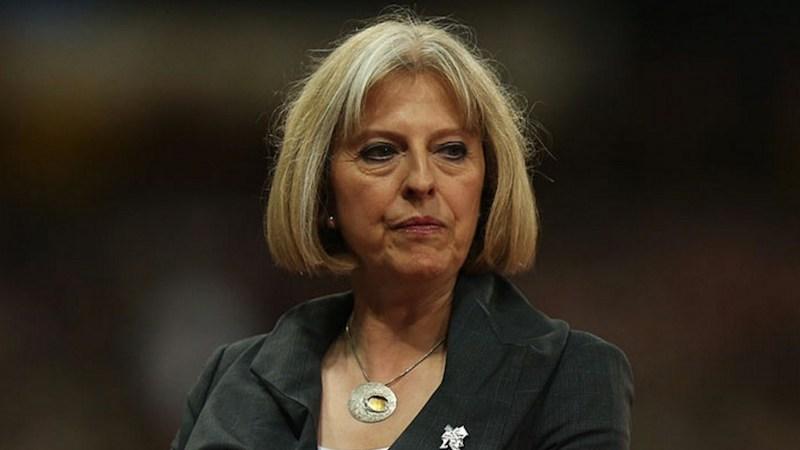Theresa May Inglaterra