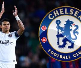 Thiago Silva al Chelsea