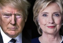 Hillar Clinton vs Donald Trump