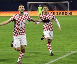 Croacia en las eliminatorias mundialistas
