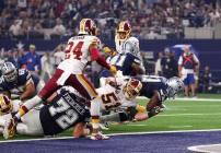 Dallas versus Cowboys ganan en Thanksgiving