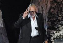 Director George Romero