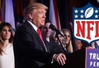 Donald Trump y la NFL